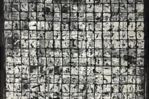 Tayseer Barakat, Untitled, 2011, acrylic on canvas, 160 x 150 cm