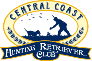 Central Coast Hunting Retriever Club logo