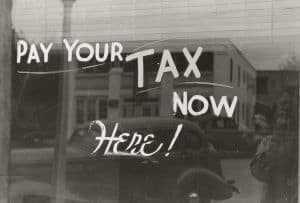 how to pay less tax