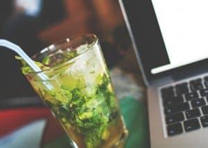 Virtual Team Building Cocktail Making