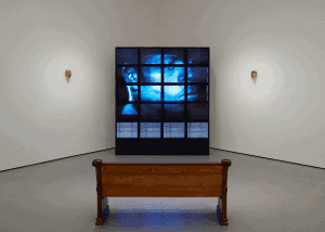 Museum of Modern Art Church Pew