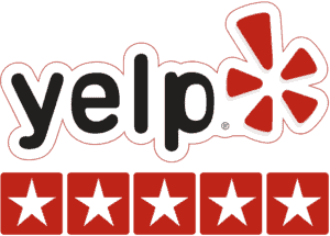 Yelp 5 Stars house cleaning