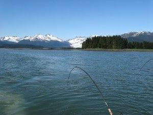 Juneau Salmon Fishing