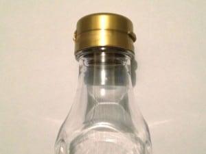 ペットボトルはめ込み式