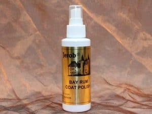 Jerob Bay Rum Coat Polish 118 ml 2 300x225 - Jerob, Bay Rum Coat Polish, 118 ml