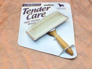Lawrence Tender Care Slicker Brush Medium 1 Pcs. 2 300x225 - Lawrence, Tender Care Slicker Brush Medium ,1 Pcs.