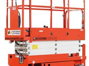 25' Electric Scissor Lift for rent