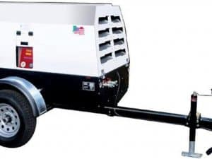 Rotair 185 CFM Diesel Compressor for rent