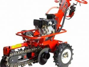 Barreto Micro Trencher for rent
