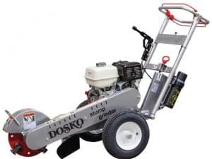 Dosco 337 Stump Grinder for rent