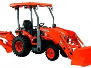 Kubota B26 Tractor for rent