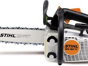 "Stihl 14"" Chainsaw for rent"