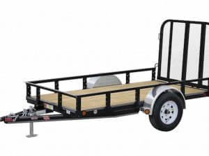5x10 utility trailer for rent