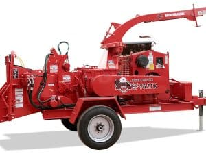 morbark eeger beever 1621x chipper for rent