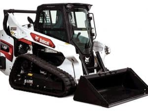 bobcat t66 track loader for rent