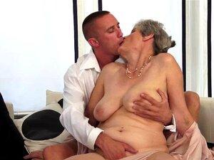 viedos abuelas calientes