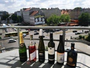 Weinverkostungen in Berlin-Wedding