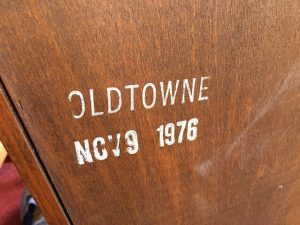 Statton Old Towne Finish