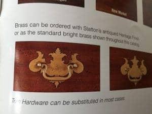 Statton Furnituer Hardware