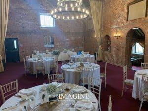 Ollie & Lauren's wedding at Sussex Barn in Burnham Market with Imagine Wedding & Party Entertainment