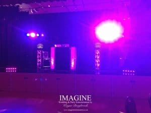 Darinda's 50th birthday party with Imagine Wedding & Party Entertainment