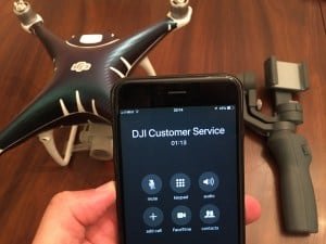 dji customer service