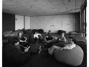 The PARC Computer Science Laboratory (CSL) - 1970 ca.