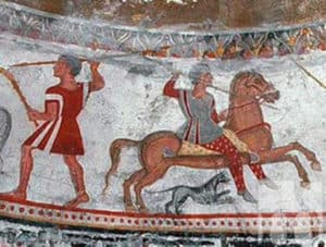 thracian gladiator spartacus