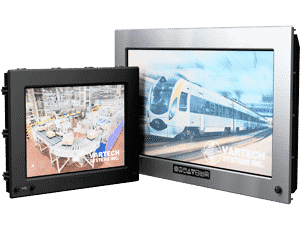 Rugged LCD Displays