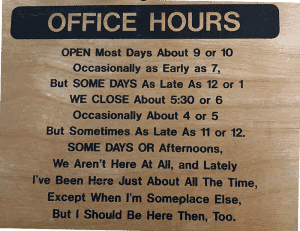Brandesigns Office Hours