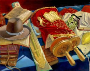 still life with torah
