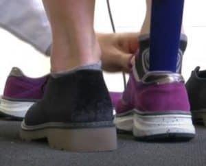 Joya Schuhe im Vergleich mit normalen Schuhen