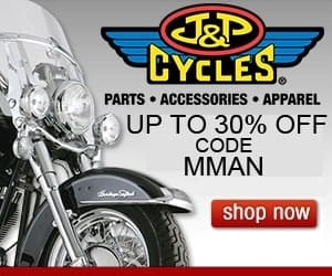 J&P Cycles Discount Code
