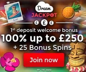 DREAM JACKPOT - rouge casino - blacklisted - SCAM!