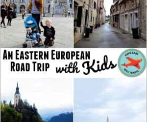 Eastern European Road Trip with Kids