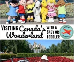 Everything You Need to Know for Visiting Canadas Wonderland with a Baby or Toddler