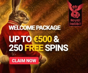 Click here for 250 free spins bonus!