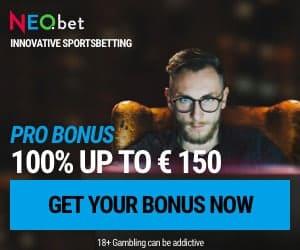 Get 100% free bet!