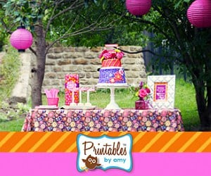 Party Printables - Printables by Amy - Party Supplies & Invitations