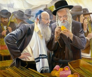 sukkot painting