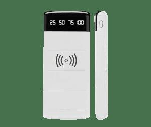 Wireless 10000 mah Powerbank