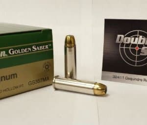 Remington 357 Magnum 125gr JHP Golden Saber (GS357MA)