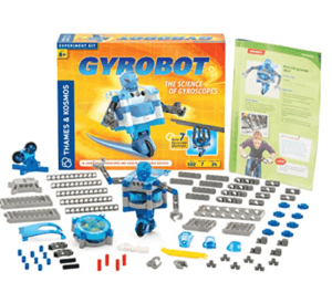 Gyrobot from Thames and Cosmos