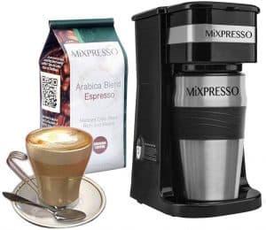 Mixpresso2-in-1 Coffee Maker