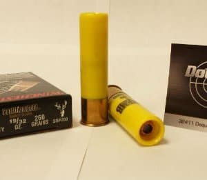 "Winchester 20 GA 3"" 260gr Slug Partition Gold (SSP203)"
