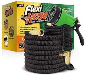 Flexi Hose & 8 Function