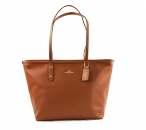 Gorgeous COACH tote for busy work-at-home moms - Best Gifts for Busy Work at Home Moms