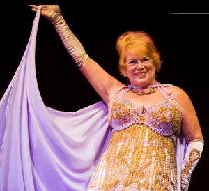 Tiffany Carter performs at the 2016 BHoF Weekender