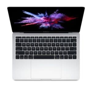 MPXR2 MPXU2 Macbook Pro 13.3 inch 2017 Silver