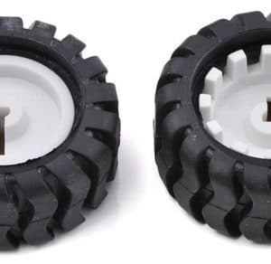 Pololu 42x19 mm Wheel (pair)